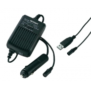 Adaptér do auta pro notebook Voltcraft SMP-90 USB