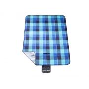 Pikniková deka s popruhem SPOKEY PICNIC FLANNEL 150x180 cm
