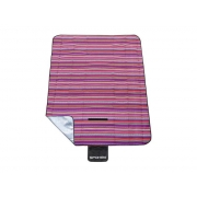 Pikniková deka s popruhem SPOKEY PICNIC TRIBE 140x180 cm
