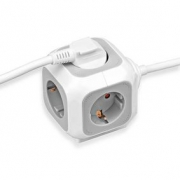 Brennenstuhl ALEA Power Cube Extention socket