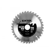 Kotouč pilový s SK plátky, 185x1,4x30mm, EXTOL CRAFT