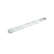 LED svítidlo prachotěsné IP65, 120cm + 2x LED trubice
