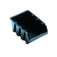 Box úložný 118x78x60mm černý