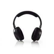 Bezdrátová Sluchátka | Rádiová Frekvence (RF) | Over-ear | Černá barva
