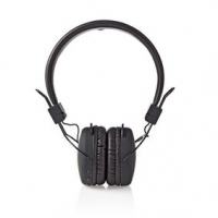 Bezdrátová Sluchátka | Bluetooth® | On-ear | Skládací | Vestavěný Mikrofon | Černá barva