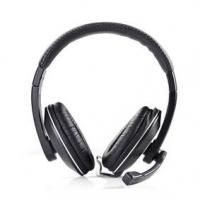 Sluchátka k počítači | Over-ear | Mikrofon | Dvojitý Konektor 3,5mm