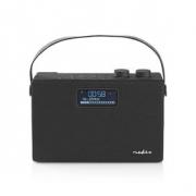 Digitální Rádio DAB+ | 15 W | FM | Bluetooth® | Černá / Černá