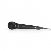 Kabelový Mikrofon | Citlivost: -72 dB +/- 3 dB | 85 Hz – 11 kHz | 5 m