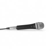 Kabelový Mikrofon | Citlivost: -72 dB +/- 3 dB | 50 Hz – 14 kHz | 5 m | Cestovní Pouzdro