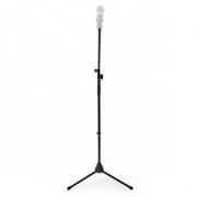 Stojan na mikrofon | Max. 1 kg | Černá barva