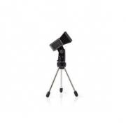 Stolní Stojan na Mikrofon | Max. 0,8 kg | Černá barva | | Stříbrná