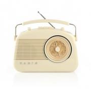 FM Rádio | 4,5 W | Přenosná Rukojeť | | Slonovinová