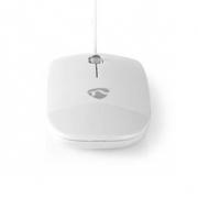 Kabelová Myš | 1 000 dpi | 3 tlačítka | Bílá barva