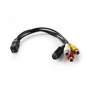 Video Grabber | A/V kabel / Scart | Včetně softwaru | USB 2.0