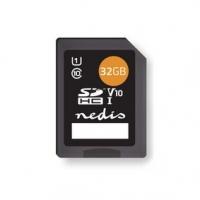 Paměťová karta | SDHC | 32 GB | Rychlost zápisu: 80 MB/s | Rychlost čtení: 45 MB/s | UHS-I