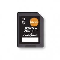 Paměťová karta | SDXC | 64 GB | Rychlost zápisu: 80 MB/s | Rychlost čtení: 45 MB/s | UHS-I
