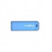 USB 2.0 Jednotka Flash   32 GB   Čtení 12 Mb/s / zápis 3 Mb/s   Modrá