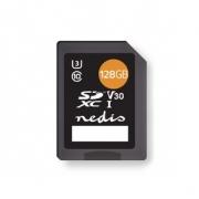 Paměťová karta | SDXC | 128 GB | Zápis až 80 Mb/s | Třída 10