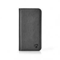 Peněženkové Pouzdro | Pro použití: Nokia | Nokia 5 | Vhodné pro 1 kartu | Černá | PU / TPU | Nastavitelné režimy