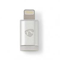 Adaptér Lightning   Apple Lightning   USB Micro B Zásuvka   Pozlacené   Hliník   Box s Okénkem