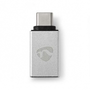 USB Typ-C Adaptér | Typ-C Zástrčka - A Zásuvka