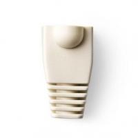 Odlehčovací Manžeta | RJ45 | 10 ks | PVC | Bílá | Plastový Sáček