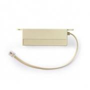 Telekomunikační kabel | RJ11 Zástrčka – 5x RJ11 Zásuvka | 0.2 m | Slonovinová