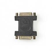 Adaptér DVI | DVI-I 24+5-pin Zásuvka | DVI-I 24+5-pin Zásuvka | Černá barva