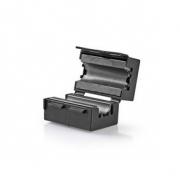 Feritový Video Filtr | 300 MHz | Pro Kabely O Průměru Do 10 mm | 25 ks | Černá barva