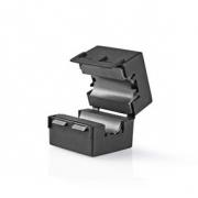 Feritový Video Filtr | 300 MHz | Pro Kabely O Průměru Do 12 mm | 25 ks | Černá barva
