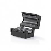 Feritový Video Filtr | 300 MHz | Pro Kabely O Průměru Do 7,5 mm | 25 ks | Černá barva