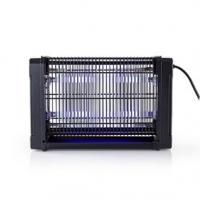 Elektrický Lapač Hmyzu   16 W   Typ žárovky: F8T5 / BL   Efektivní rozsah: 50 m²   Černá