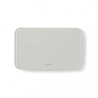 Digitální osobní váha   Digitální   Bílá   Tvrzené Sklo   Maximální nosnost: 150 kg