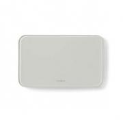 Digitální Cestovní Váha | Sklo | 150 kg | Bílá barva