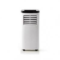 Mobilní klimatizace | 7000 BTU | 60 m³ | 2-Rychlostní | Dálkové ovládání | Časovač vypnutí | Bílá