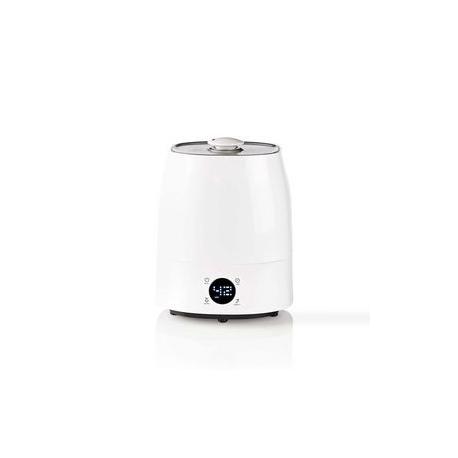 Zvlhčovač Vzduchu | 5,5 L | Vlhkoměr | LED Obrazovka | Časovač