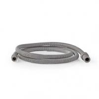Vypouštěcí Hadice | 8 mm Přímý | 10 mm Přímý | 1.50 m | Aplikace: Kondenzační sušička | Guma / Plast | Šedá