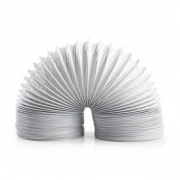Vzduchová Odtahová Hadice PVC | 100 mm | 3 m