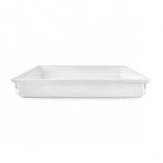 Odkapávací Zásobník Pro Pračku | 70 × 70 × 10 cm | Bílá