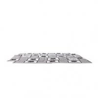 Tukový Filtr do Digestoře | 57 x 47 cm | Lze dělit | 2 ks