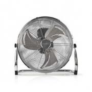Podlahový Ventilátor   Průměr 40 cm   3 Rychlosti   Chrom