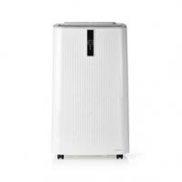 Mobilní klimatizace | 9000 BTU | 80 m³ | 3-Rychlostní | Dálkové ovládání | Časovač vypnutí | Bílá / Černá