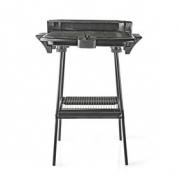 Elektrický Gril | Obdélníkový | 46 × 28 cm | 2 000 W