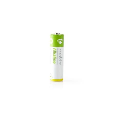 Alkalická Baterie AA   1.5 V   4 kusy   Balení ve fólii