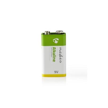 Alkalická Baterie 9V | 1 kus | Blistr