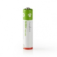 Dobíjecí Ni-MH baterie AAA   1.20 V   AAA   700 mAh   Přednabité   4 ks   Blistr