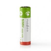 Dobíjecí Ni-MH baterie AA   1.20 V   NiMH   AA   Dobíjecí   2600 mAh   Přednabité   Počet baterií: 4 ks   Blistr   HR6   Bezdrát