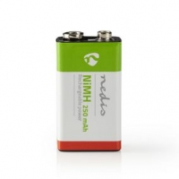 Dobíjecí Ni-MH baterie E-Block   8.40 V   NiMH   E   Dobíjecí   250 mAh   Přednabité   Počet baterií: 1 ks   Blistr   E-Block  