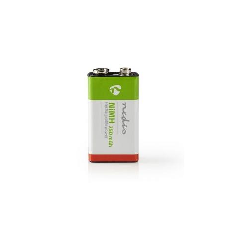 Dobíjecí Ni-MH Baterie E-Block   8,4 V   250 mAh   Blistr
