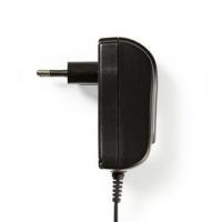 Univerzální napájecí AC adaptér | Euro / Typ C (CEE 7/16) | 18 W | 3 VDC / 4.5 VDC / 5 VDC / 6 VDC / 7.5 VDC / 9 VDC / 12 VDC |